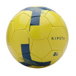 Fußball F100 Größe 5 gelb