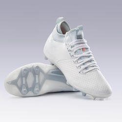 Men's Football Boots Agility 900 Mesh MiD FG - White