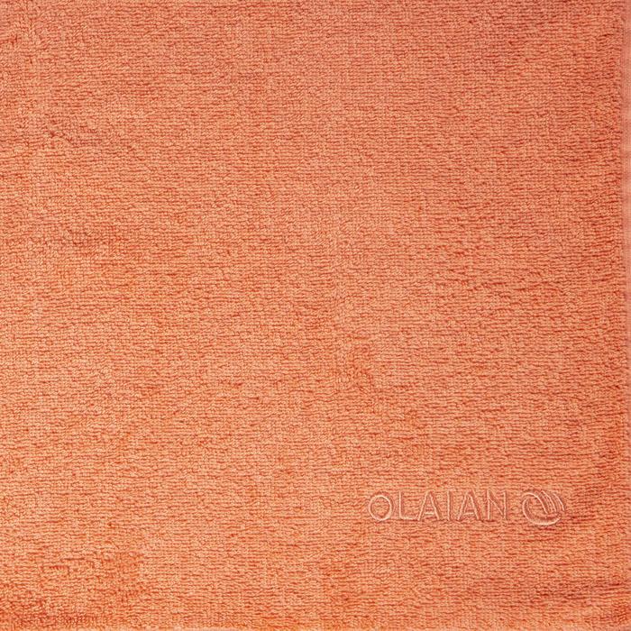 Strandlaken groot Basic L perzik 145 x 85 cm
