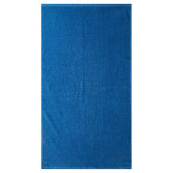 Serviette BASIC S Bleu Celtic 90x50 cm
