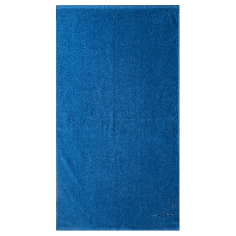 Badhanddoek Keltisch blauw 90 x 50 cm S