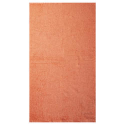 Strandlaken Basic S perzik 90 x 50 cm