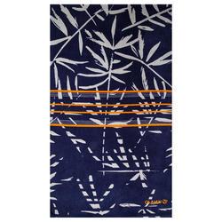 Strandlaken groot print Jap 145 x 85 cm