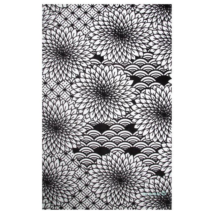 Strandlaken groot print Chiri 145 x 85 cm