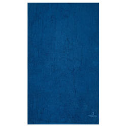 Basic L Towel 145 x 85 cm - Celtic Blue