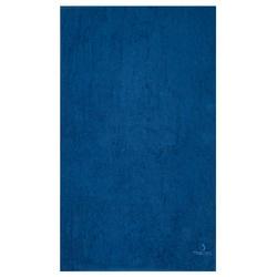 Handdoek Basic L Celtic blue 145 x 85 cm