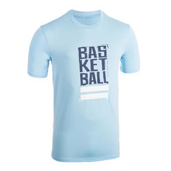 Men's Basketball T-Shirt / Jersey TS500 - Blue/Blue Street