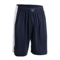 Men's Basketball Shorts SH500 - Black/Blue/White