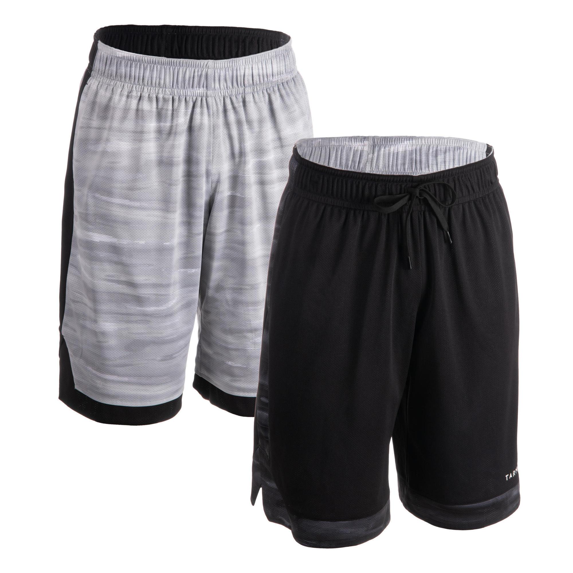 Basketballshorts wendbar SH500R Herren   Sportbekleidung > Sporthosen > Basketballshorts   Tarmak