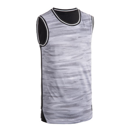 T500R Reversible Basketball Jersey/Tank Top - Men