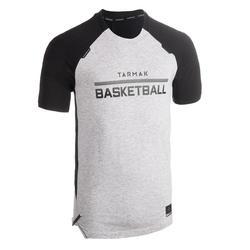 男款籃球T恤/運動衫TS900-灰色