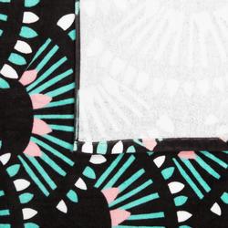 Strandlaken groot print Osaka 145 x 85 cm