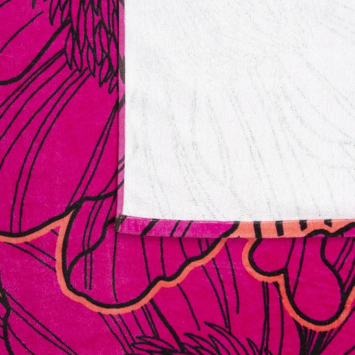 Handdoek Basic L Print Riyu 145 x 85 cm