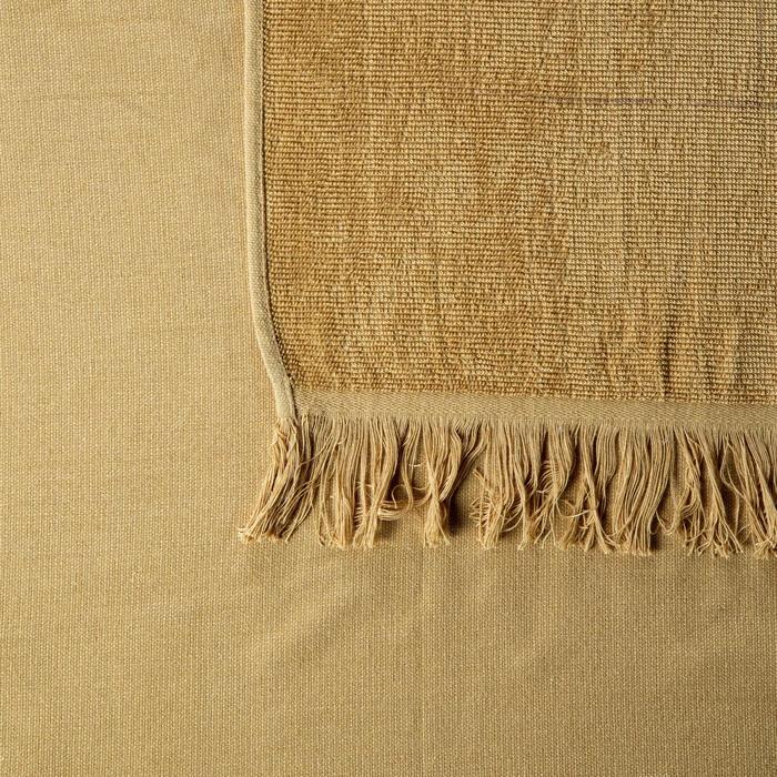 Serviette FOUTA Camel 170x100 cm