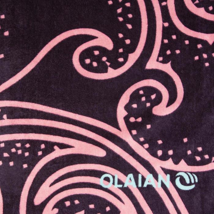 Serviette BASIC L Print Nuba 145x85 cm