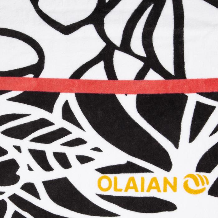Strandlaken groot print Okyo 145 x 85 cm