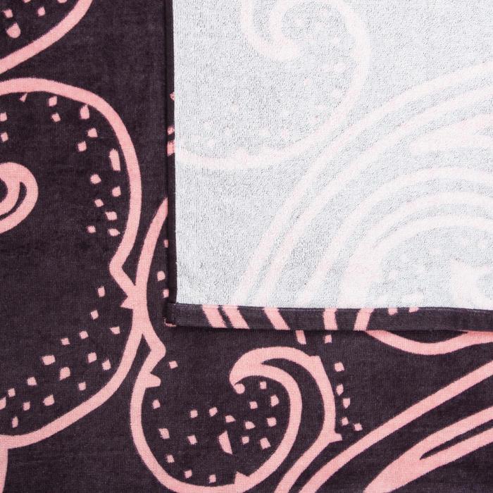 Strandlaken groot print Nuba 145 x 85 cm