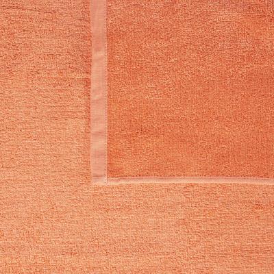 BASIC L TOWEL 145 x 85 cm Peach