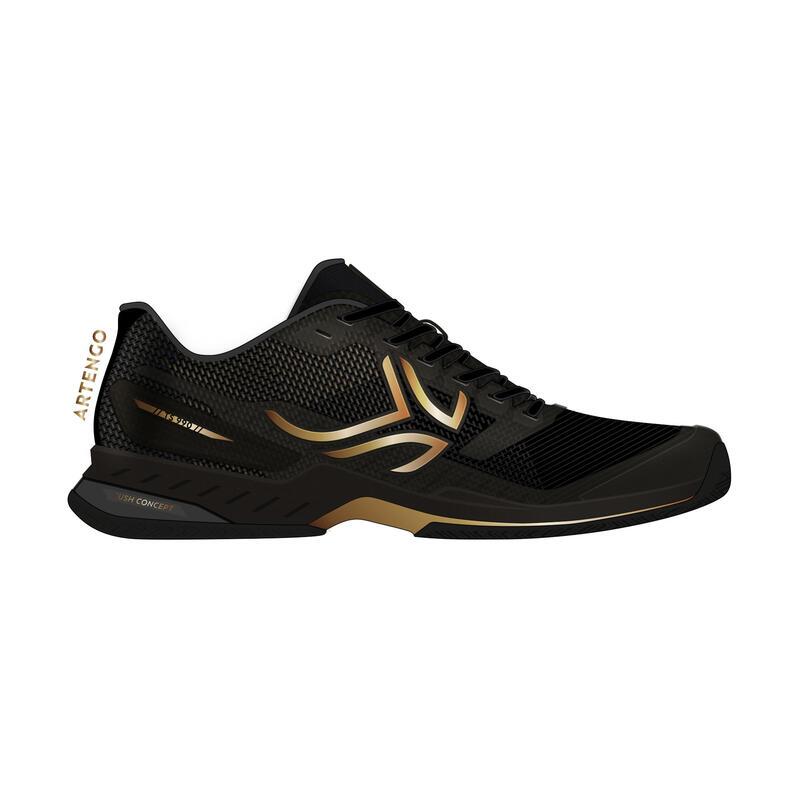 Kadın Tenis Ayakkabısı - Siyah - TS990