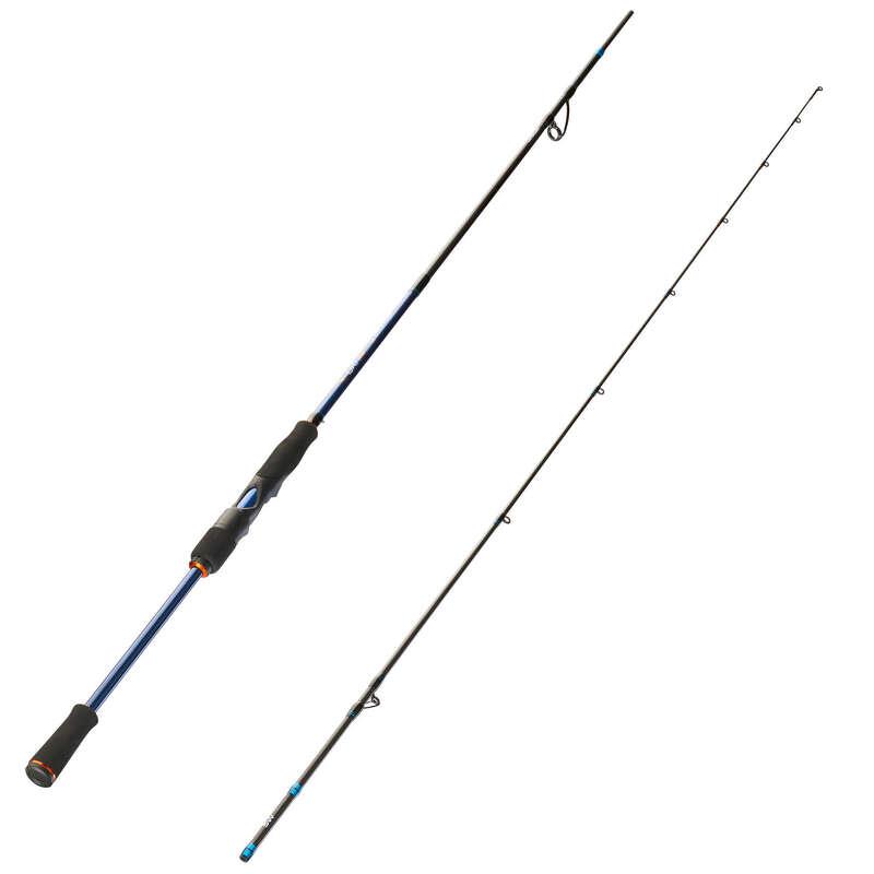 TINTAHAL- ÉS POLIP HORGÁSZBOT Horgászsport - UKIYO-500 210  CAPERLAN - Tengeri horgászat