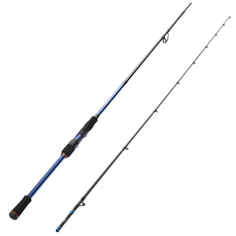 SADY, PRUTY NA LOV SÉPIÍ A KALMARŮ Rybolov - Prut UKIYO -500 240 CAPERLAN - Rybářské vybavení