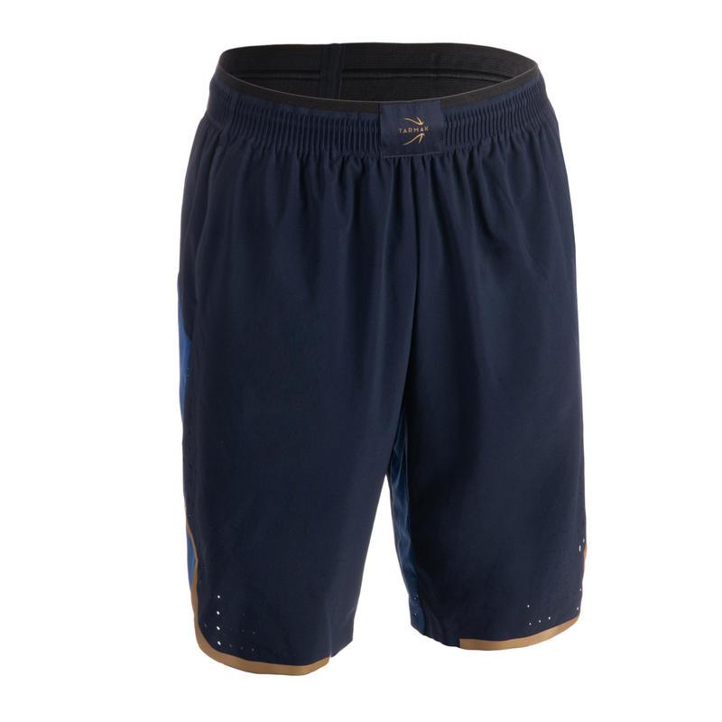 Short basket uomo SH900 blu