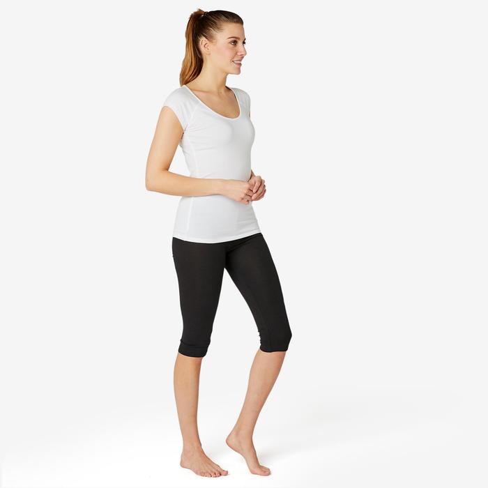 Corsaire Coton Fitness Fit+ Noir
