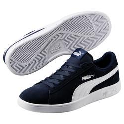 Zapatillas de Tenis hombre Puma Smash azul marino
