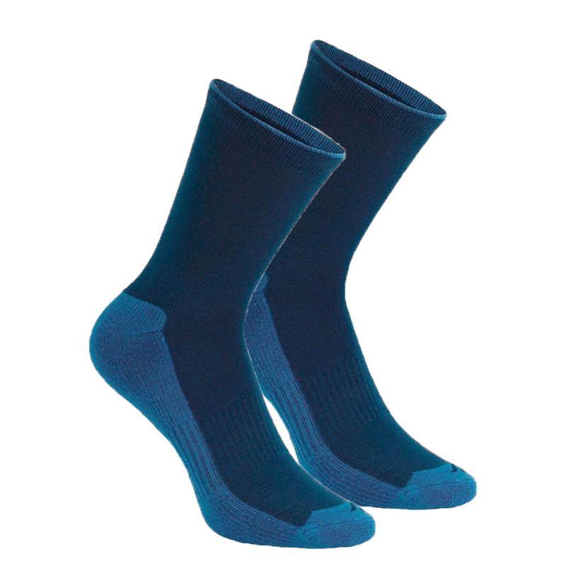 Chaussettes de randonnée NH100 (2 paires)