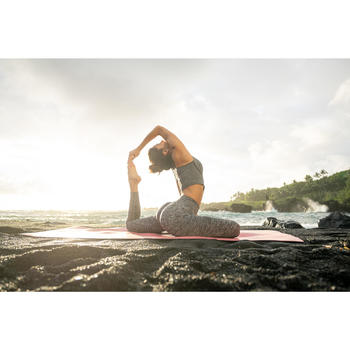Yoga Mat Grip+ 5 mm - Pink
