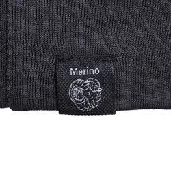 Bonnet de Trekking Montagne laine mérinos - TREK 500 noir