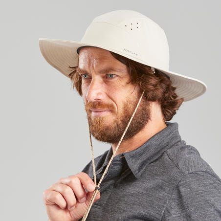 """Vyriška kalnų žygių skrybėlė """"TREK 500"""", apsauganti nuo UV spindulių"""