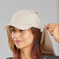 Trek 900 Anti-UV Cap with Detachable Neck Protection