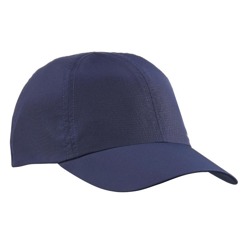 Travel Trekking Cap | TRAVEL 100 - Navy Blue