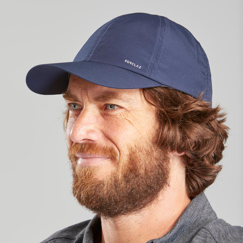 Cap Trekking Travel 100 - Navy blue