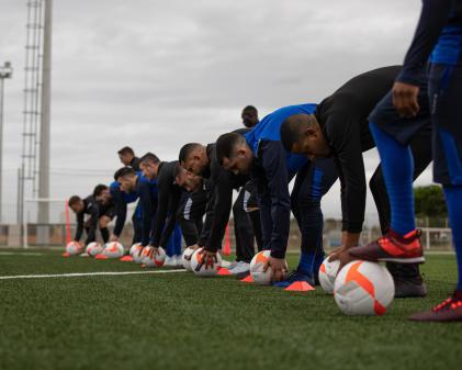 améliorer ma vision de jeu au football