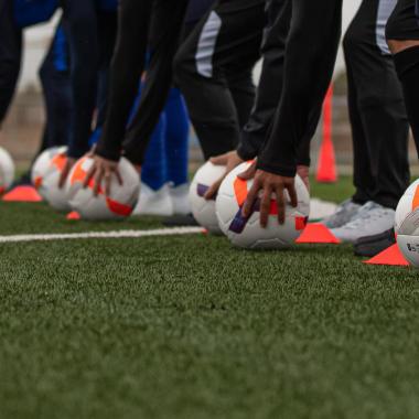 Hoe kies ik een voetbal?