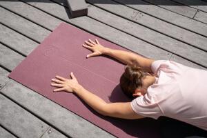 tapis yoga teaser