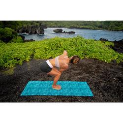 Naadloze sportbeha voor zachte yoga lichtroze