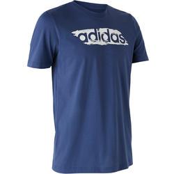 T-Shirt Adidas Homme Bleu