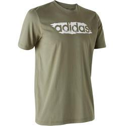 Muy lejos edificio Residencia  Men's T-Shirt - Green ADIDAS - Decathlon
