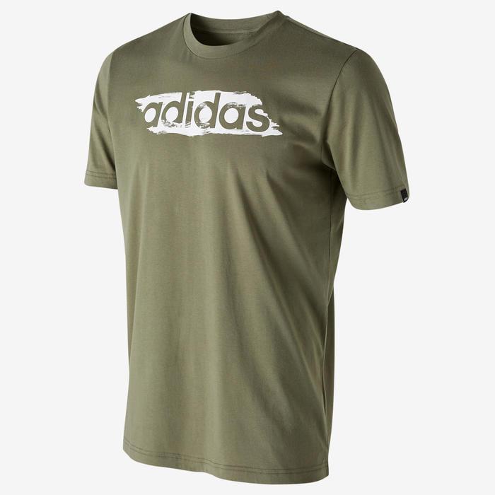 T-Shirt Adidas Homme Vert
