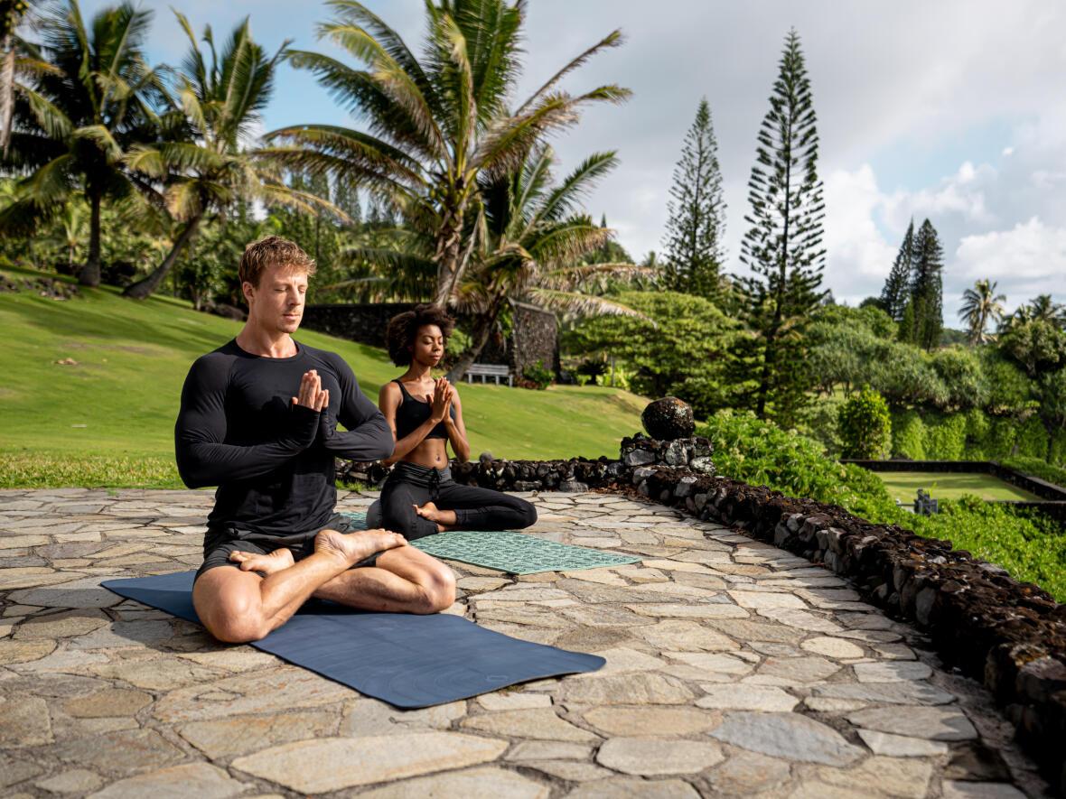 yoga position quechua