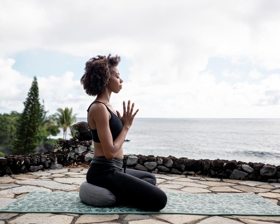 se détendre avec le yoga