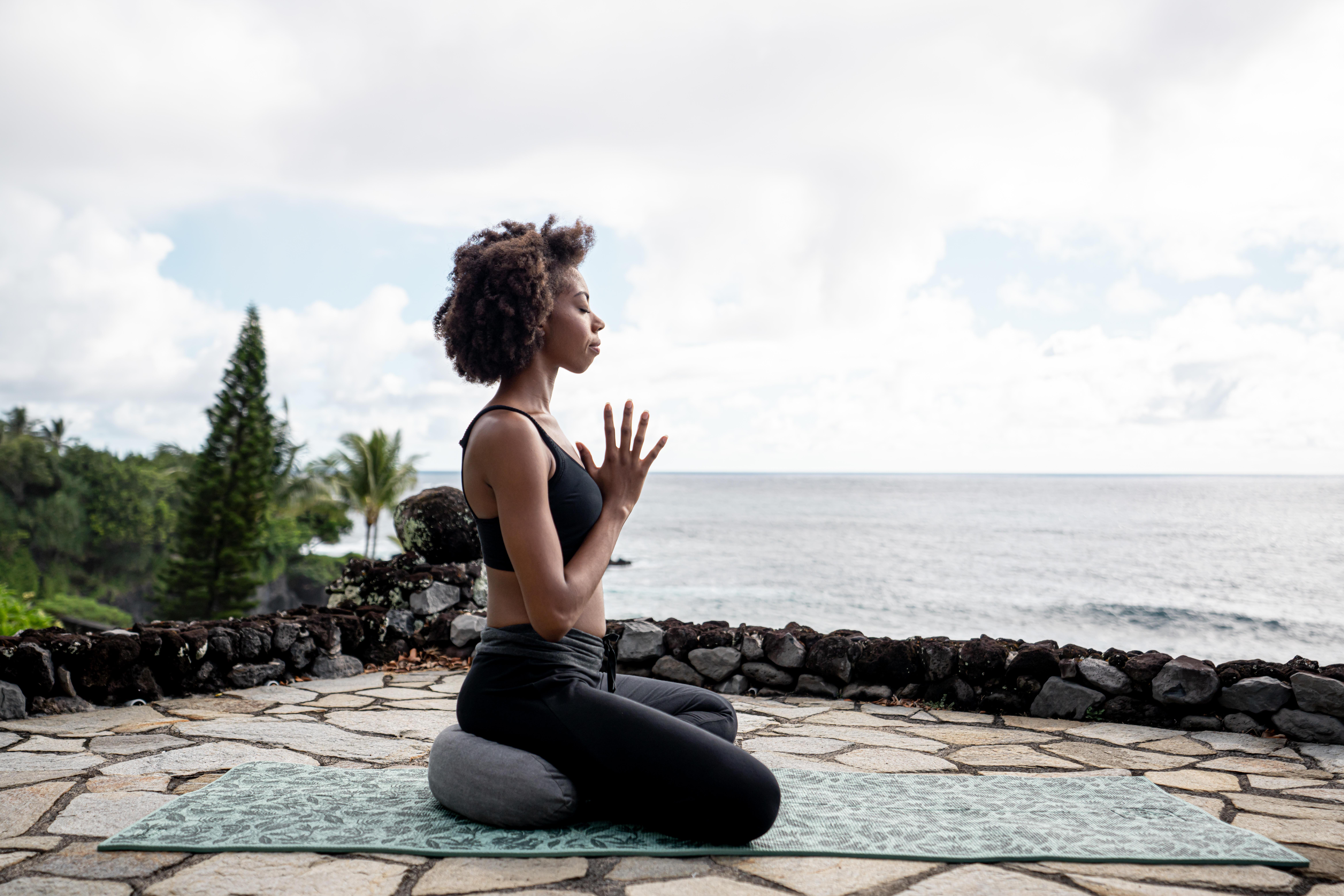 Pernă Zafu Yoga imagine