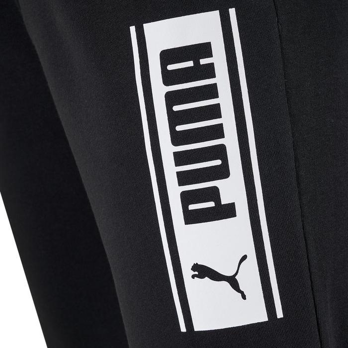 Sportbroek voor heren 500 zwart