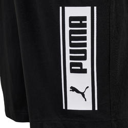 Short Puma Homme Noir Imprimé