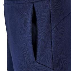 Pantalon de survêtement Puma Homme Bleu Marine