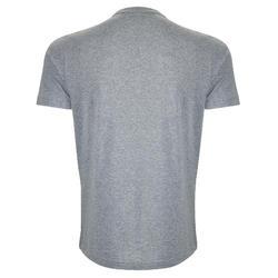 T-shirt Puma Homme Gris Imprimé