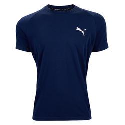 Camiseta Puma Hombre azul marino